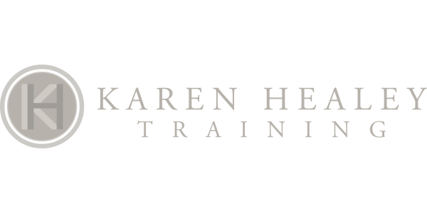 Karen Healey Training