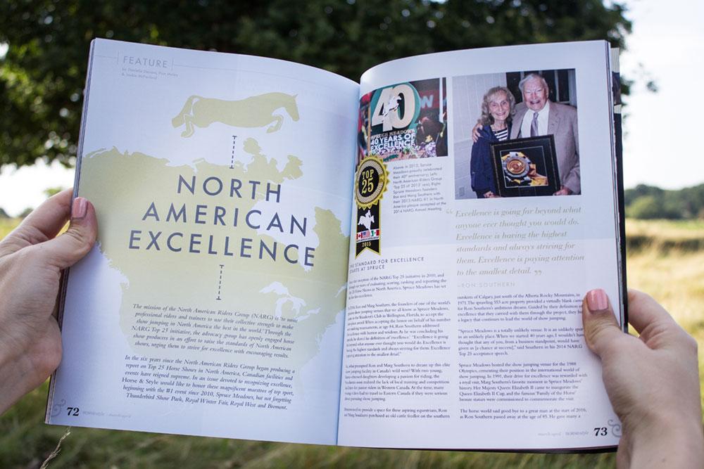 eqsol equestrian marketing content development