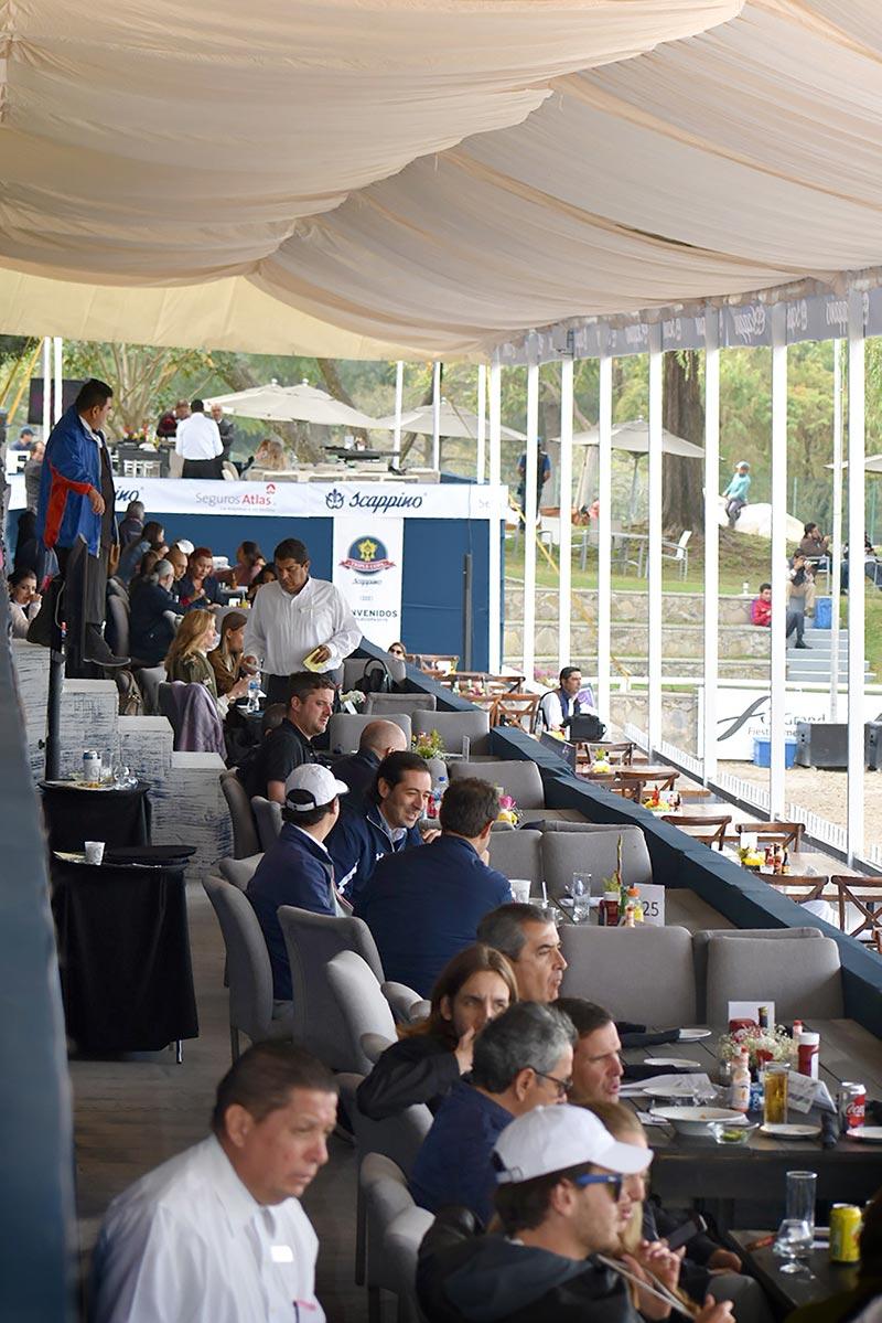 Tri-Story VIP at Triple Copa Scappino; photo © Fernanda Castro